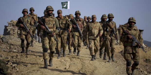 US-Abzug aus Pakistan fast abgeschlossen