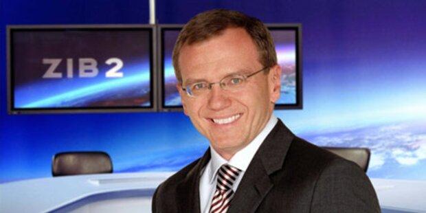 Wird Armin Wolf neuer ORF-Chefredakteur?