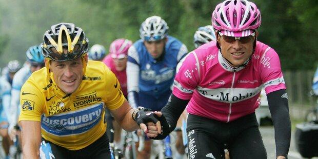 Lance Armstrong unterstützt Jan Ullrich