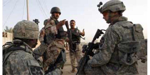 Abbau von 100.000 US-Soldaten 2008 möglich