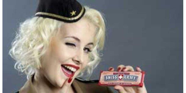 Süßer Genuss: Schweizer Army Schokolade