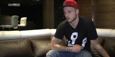 Fussball-Held auf Hausbesuch: Arnautovic wird Rap-Star