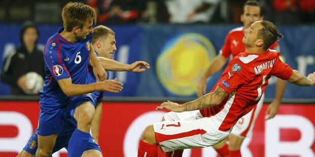 1:0! Junuzovic erlöst ÖFB-Team