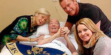 Arnie bei krankem Ziehvater