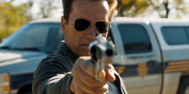 So cool ist Arnies Film-Comeback