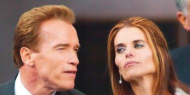 Arnie Maria Shriver Schwarzenegger