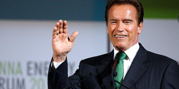 Schwarzeneggers Austro-Show
