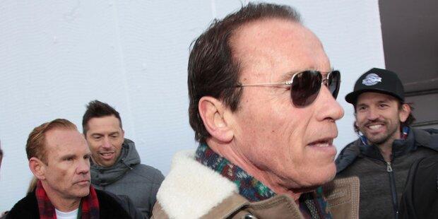 Arnie: Abschied vom Ziehvater
