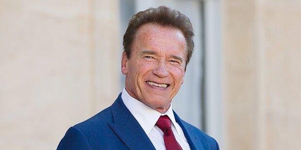 Arnie: TV-Talk zum 70er