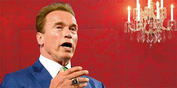 Arnie-Sex-Affäre: Sie erhebt Vorwürfe