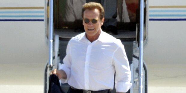 Schwarzenegger kommt nach Güssing