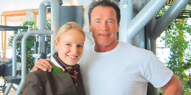 Tour: Arnie 4 Tage in Österreich