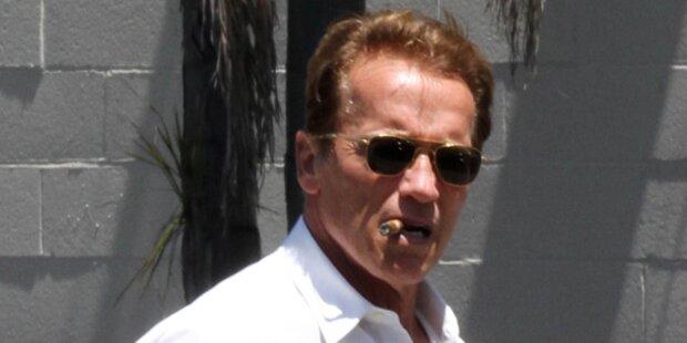 Arnie spielt wieder Actionheld in