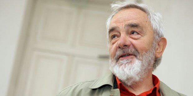 ORF ehrt Künstler Arnulf Rainer