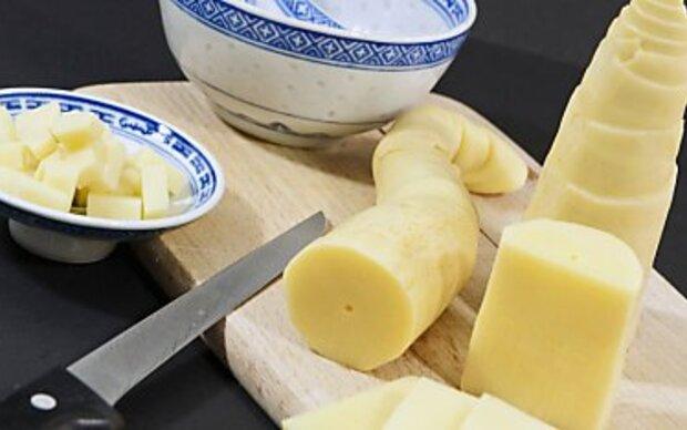 Bambus passt auch in die europäische Küche