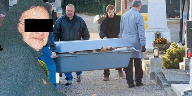Arsen-Witwe: 3. Todesfall wird untersucht