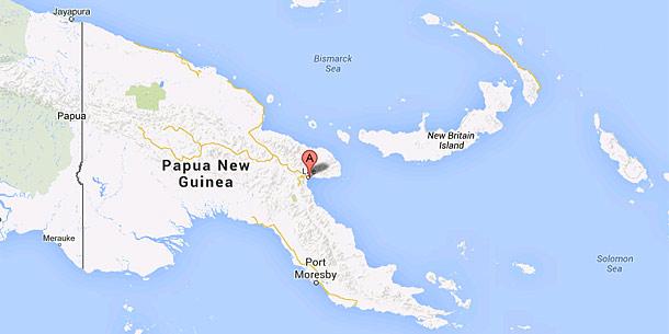 Papua Neuguinea / Lae
