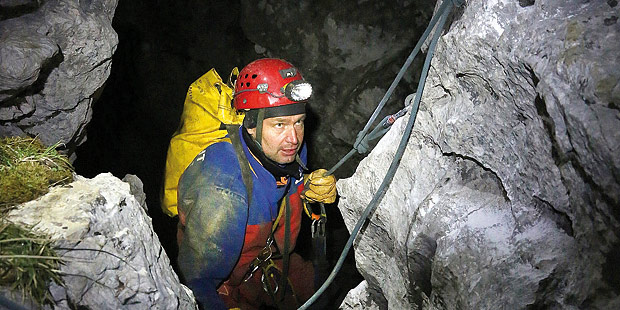 Riesending Höhle