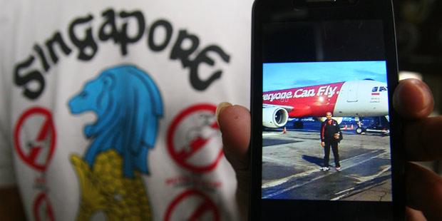 Letzte Nachricht von QZ8501