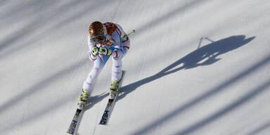 Super-G-Gold für Anna Fenninger
