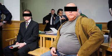 Doppelmord-Prozess in Wien