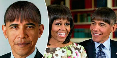 Obama scherzt über Michelles Pony