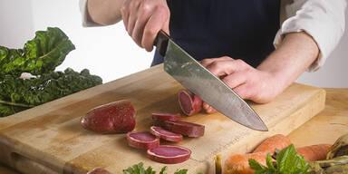 Küchenmesser Kochen Zubereitung