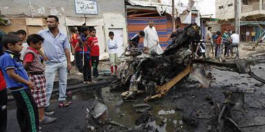 Autobombe Irak