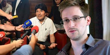 Snowden: Morales bietet Asyl in Bolivien an