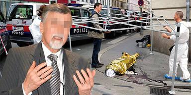Juwelier Wien Räuber erschossen