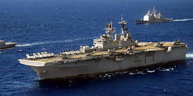 Flugzeugträger USA / USS Bonhomme Richard