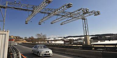 Autobahn / Section Control