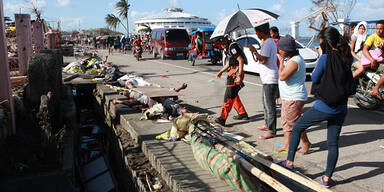 Taifun Haiyan