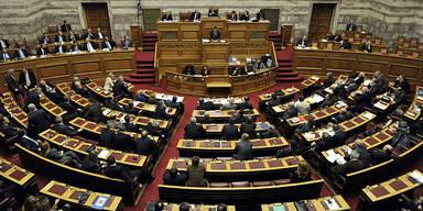 Parlament Griechenland Athen