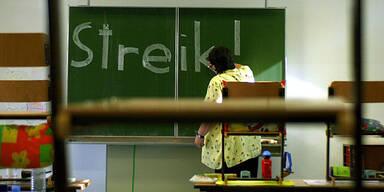 Lehrer Streik