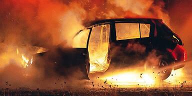 Auto Feuer