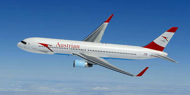 Boeing 767 / 767-300ER / AUA / Austrian Airlines