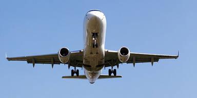 Flugzeug Symbolbild