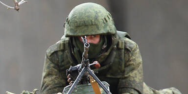 Ukraine: Putin will den Krim-Krieg