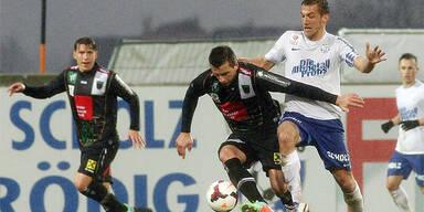 Bundesliga Innsbruck / Grödig