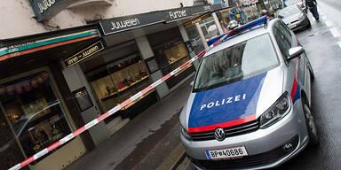 Linzer Polizei jagt