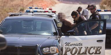 Polizei USA Kalifornien