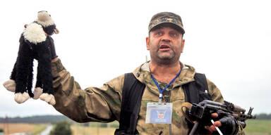 Flug MH17: Rebellen verhöhnen Opfer