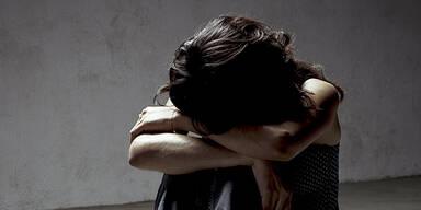 Schmerz Trauer Vergewaltigung