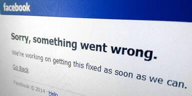 Facebook Error 2014