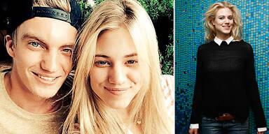 Larissa MAROLT & Bruder Max