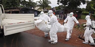 Ebola Liberien