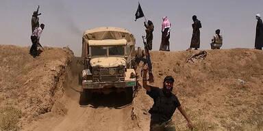 Dschihadisten Jihadisten ISIS
