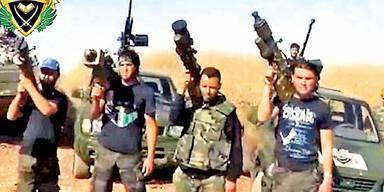 ISIS terroristen