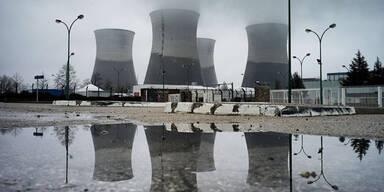 Atomkraftwerk Frankreich Bugey